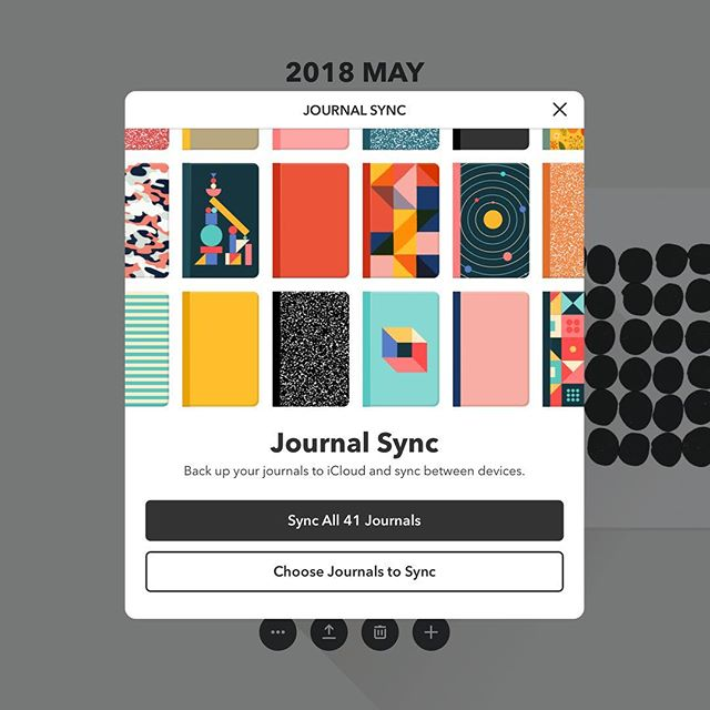 Finally can sync notebooks in 53 Paper.
