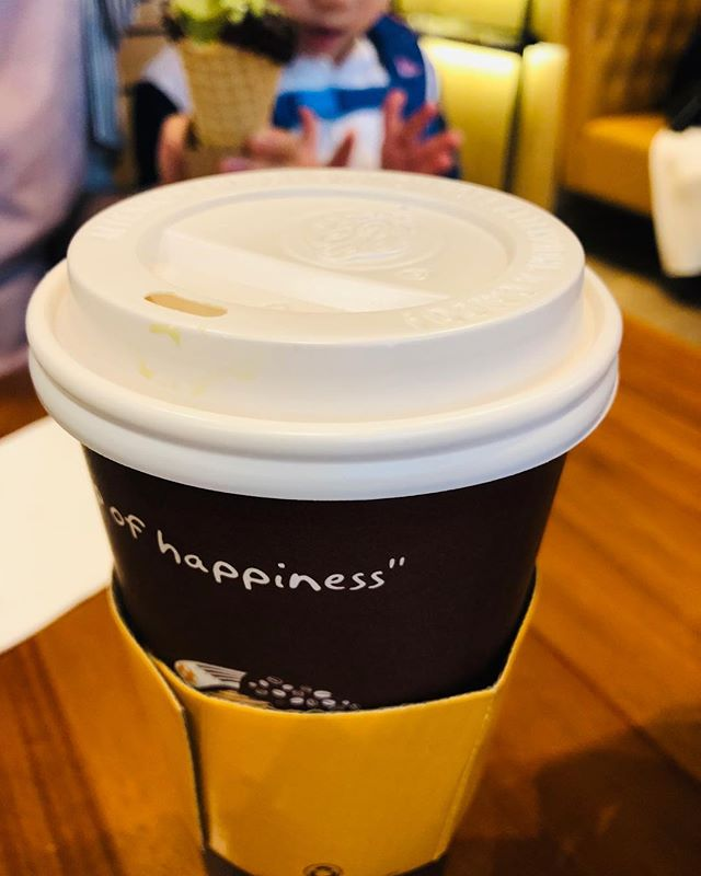 """""""Enjoy a cup of happiness"""""""