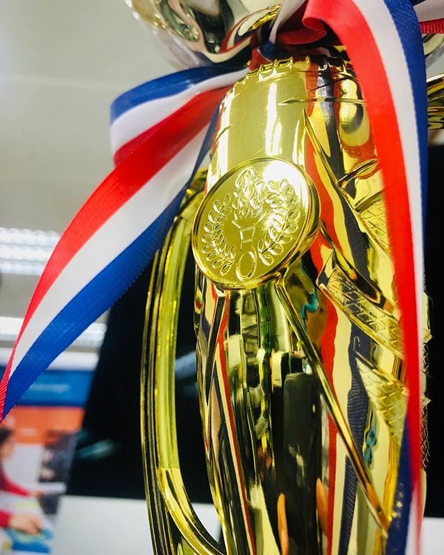 It's closing ceremony of mobile web design skill competition tomorrow.